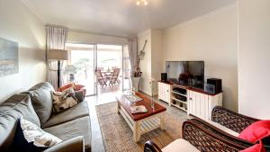 Apartment mit 2 Schlafzimmern und Gartenblick