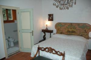 Il Roseto, Apartmány  Tavarnelle in Val di Pesa - big - 8