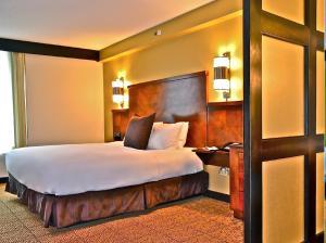 Zimmer mit Kingsize-Bett - barrierefrei