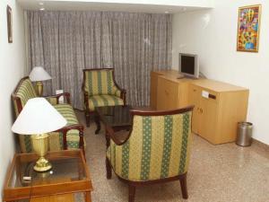 Saj Luciya, Hotels  Trivandrum - big - 6