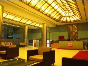 Saj Luciya, Hotels  Trivandrum - big - 8