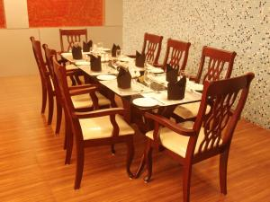 Saj Luciya, Hotels  Trivandrum - big - 11