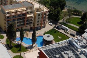 Apartmán Panorama Beach Apartments Nesebar Bulharsko