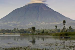 Lake Chahafi Resort, Luxussátrak  Kisoro - big - 30