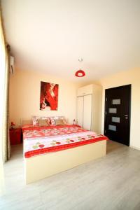 Sintria Court Premium, Art-Maisonettes & Panoramic Roof, Apartmány  Balchik - big - 39