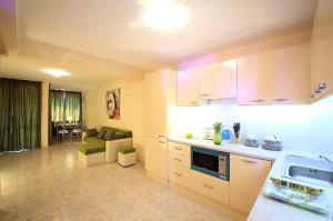 Sintria Court Premium, Art-Maisonettes & Panoramic Roof, Apartmány  Balchik - big - 35