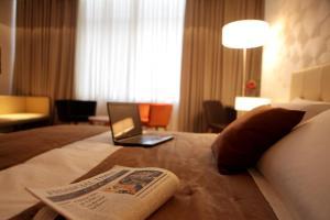 Best Western Premier Ark Hotel, Отели  Ринас - big - 24