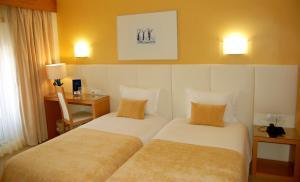 Hotel Mare, Hotel  Nazaré - big - 18
