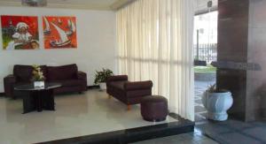 Farol Barra Flat, Apartmány  Salvador - big - 7