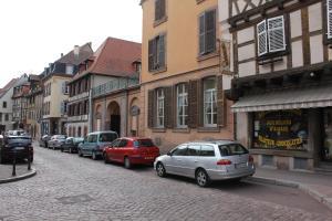 City Appart La Commanderie, Apartmány  Colmar - big - 4