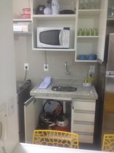 Apartamento VG Fun Residence, Апартаменты  Форталеза - big - 26