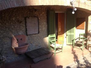 Il Roseto, Apartmány  Tavarnelle in Val di Pesa - big - 9