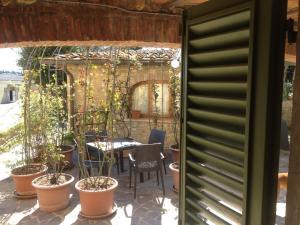 Il Roseto, Apartmány  Tavarnelle in Val di Pesa - big - 10