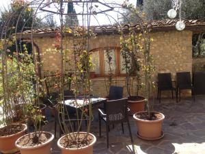 Il Roseto, Apartmány  Tavarnelle in Val di Pesa - big - 11