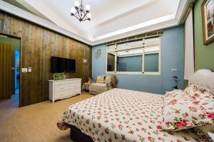 Hualien Casa de Dafne B&B, Bed & Breakfasts  Jian - big - 114