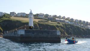 Wild Air Guest House, Bed & Breakfast  Mevagissey - big - 24