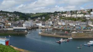 Wild Air Guest House, Bed & Breakfast  Mevagissey - big - 23