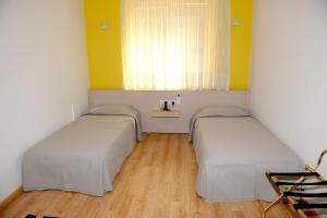 Grand White City Hotel, Отели  Берат - big - 17