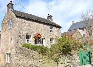 Gate Cottage, Prázdninové domy  Matlock - big - 1
