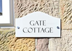 Gate Cottage, Prázdninové domy  Matlock - big - 2