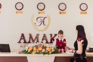 АМАКС Конгресс-отель, Отели  Ростов-на-Дону - big - 87
