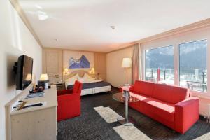 Hotel Eiger, Hotely  Grindelwald - big - 11