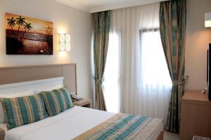 Asmin Hotel Bodrum, Hotely  Bodrum - big - 16