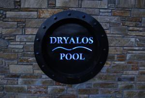 Hotel Dryalos, Hotel  Miléai - big - 121