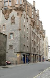 Cowgate Hostel, Hostelek  Edinburgh - big - 23