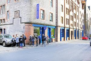 Cowgate Hostel, Hostelek  Edinburgh - big - 1