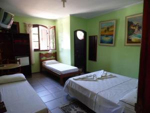 Hotel Pousada Miramar, Hotely  Ubatuba - big - 3