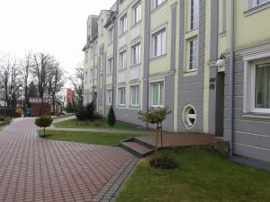 Morska Przystań, Apartmány  Gdaňsk - big - 15
