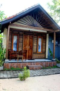 Surya Home Stay, Priváty  Nusa Lembongan - big - 14