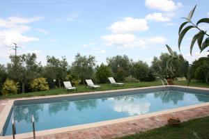 Villa Il Poggiarone, Villas  Montepulciano - big - 23
