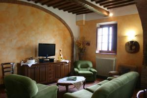 Villa Il Poggiarone, Villas  Montepulciano - big - 9
