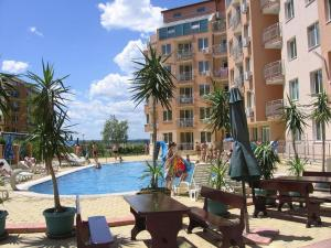 VP Black Sea, Appartamenti  Sunny Beach - big - 3