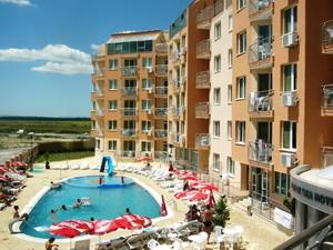 VP Black Sea, Appartamenti  Sunny Beach - big - 4