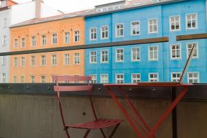 Seminarhaus S1516, Affittacamere  Berlino - big - 11