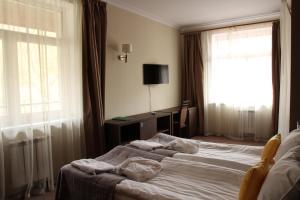 Gornaya Rezidentsiya Aparthotel, Aparthotels  Estosadok - big - 19