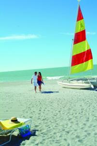 Sandcastle Resort at Lido Beach, Resorts  Sarasota - big - 9