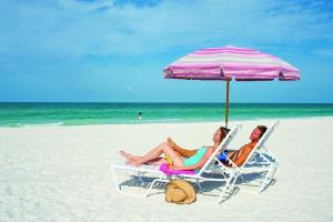 Sandcastle Resort at Lido Beach, Resorts  Sarasota - big - 12