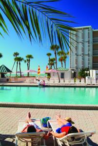 Sandcastle Resort at Lido Beach, Resorts  Sarasota - big - 7