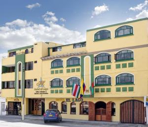 Hotel El Lago, Отели  Paipa - big - 1