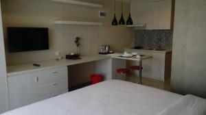 Student Park Hotel Apartment, Апарт-отели  Джокьякарта - big - 23