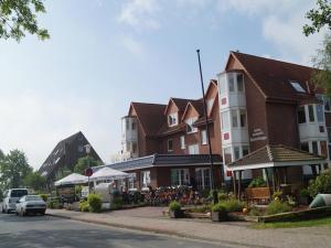 Residenz Hansekogge, Szállodák  Nordholz - big - 1