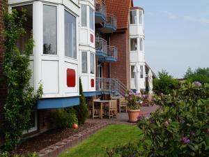 Residenz Hansekogge, Szállodák  Nordholz - big - 42