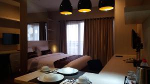 Student Park Hotel Apartment, Апарт-отели  Джокьякарта - big - 5