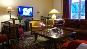 Chambre Hote Jacoulot, Penziony  Romanèche-Thorins - big - 14