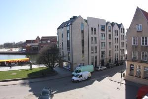 Apartamenty Gdańsk, Apartmány  Gdaňsk - big - 108