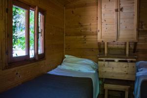 Передвижной дом эконом-класса с общей ванной комнатой